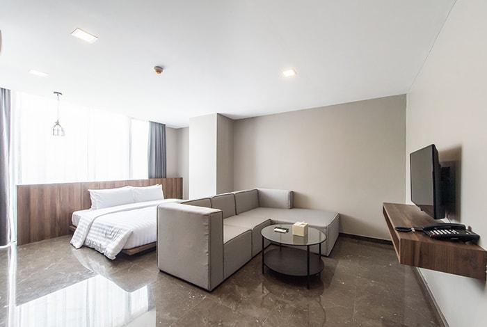 Onyx Hotel Bangkok: Deluxe Room